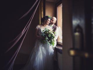 Le nozze di Tessa e Daniele