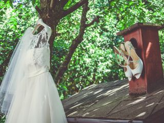 Le nozze di Serena e Stefano 1