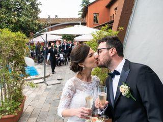 Le nozze di Monica e Mario