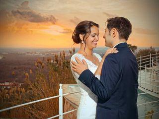 Le nozze di Alicia e Cristiano