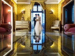 Le nozze di Daria e Giorgio 1