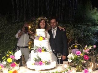 Le nozze di Giorgia e Walter