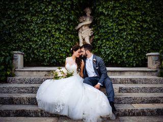 Le nozze di Ludovica e Nicola