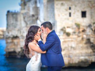 Le nozze di Vito e Federica