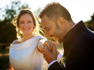 Le nozze di Luigina e Vincenzo