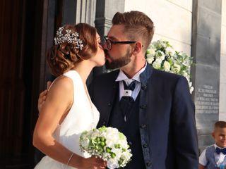 Le nozze di Lilian e Alessandro