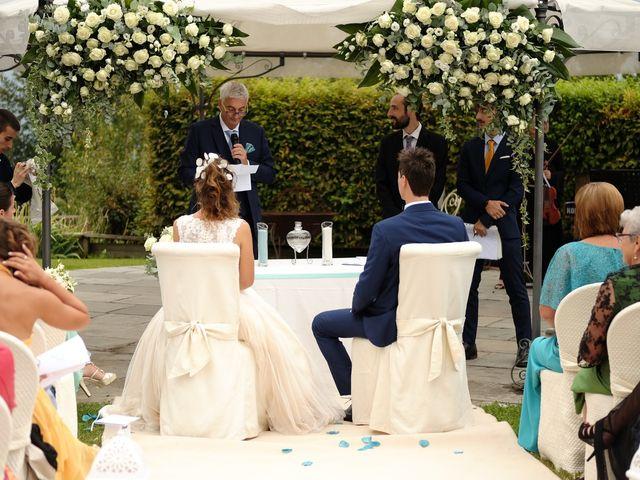 Il matrimonio di Daniela e Dario a Villongo, Bergamo 9