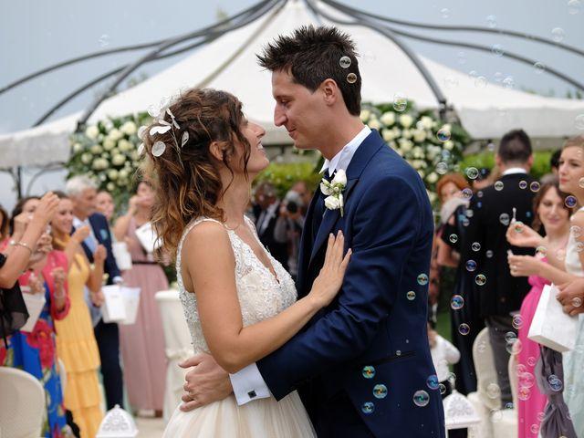 Il matrimonio di Daniela e Dario a Villongo, Bergamo 11