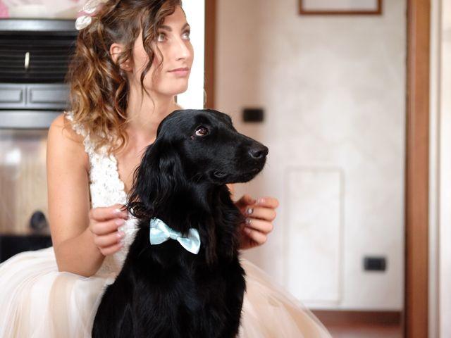 Il matrimonio di Daniela e Dario a Villongo, Bergamo 1