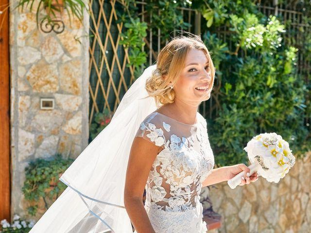 Il matrimonio di Giuseppe e Manuela a Palermo, Palermo 23