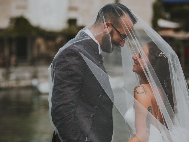 le nozze di Elisa e Elia