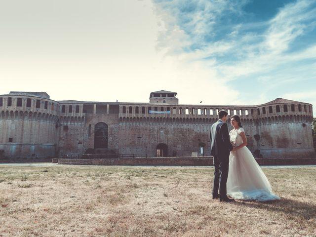 Il matrimonio di Stefano e Serena a Imola, Bologna 1