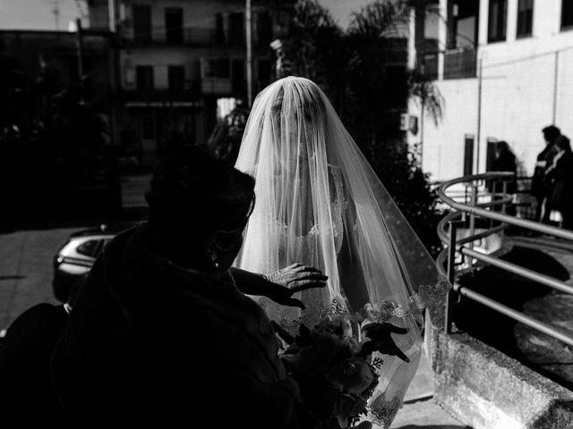 Il matrimonio di Domenico e Maria a Castellammare di Stabia, Napoli 4