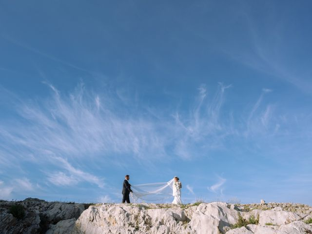 Il matrimonio di Domenico e Maria a Castellammare di Stabia, Napoli 6