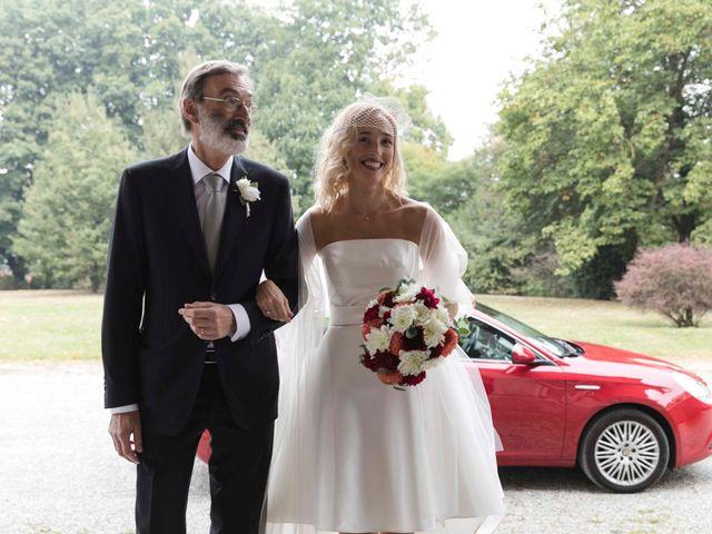 Il matrimonio di Agostino e Tullia a Albiate, Monza e Brianza 27
