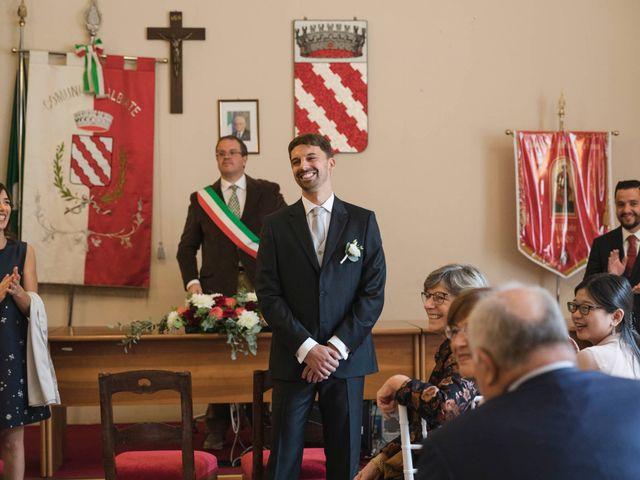 Il matrimonio di Agostino e Tullia a Albiate, Monza e Brianza 30