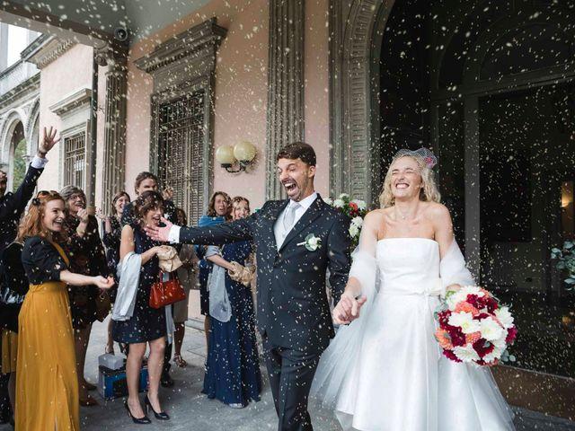 Il matrimonio di Agostino e Tullia a Albiate, Monza e Brianza 40