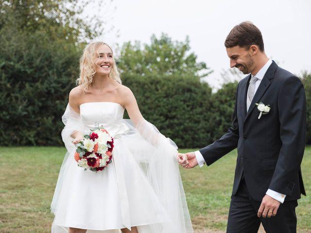 Il matrimonio di Agostino e Tullia a Albiate, Monza e Brianza 51
