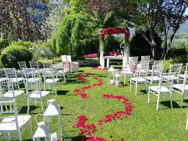 Il matrimonio di Daniel e Maria  a Monasterolo del Castello, Bergamo 8
