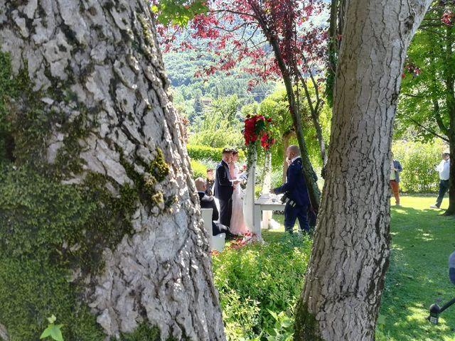 Il matrimonio di Daniel e Maria  a Monasterolo del Castello, Bergamo 9