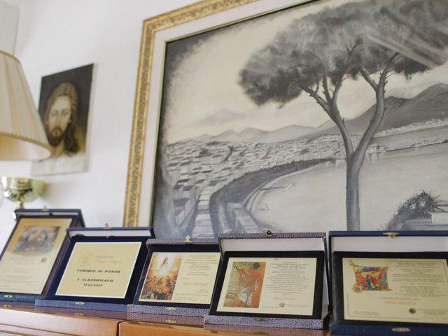 Il matrimonio di Nunzia e Pasquale a Ottaviano, Napoli 1