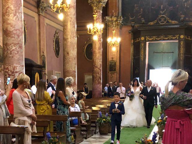 Il matrimonio di Walter  e Giorgia a Chiari, Brescia 14