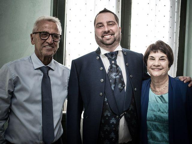 Il matrimonio di Dario e Jennifer a Mazzano, Brescia 57