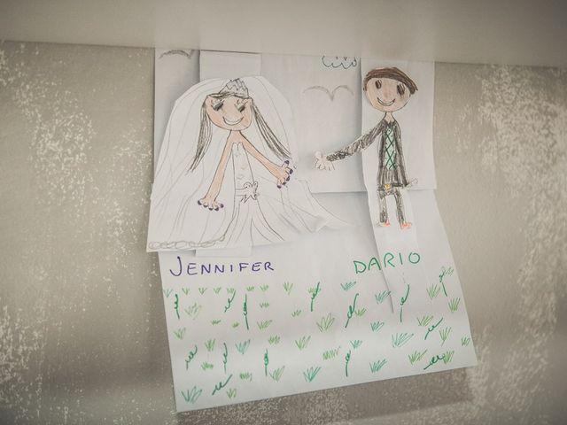 Il matrimonio di Dario e Jennifer a Mazzano, Brescia 67