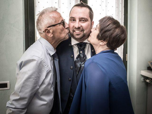 Il matrimonio di Dario e Jennifer a Mazzano, Brescia 70