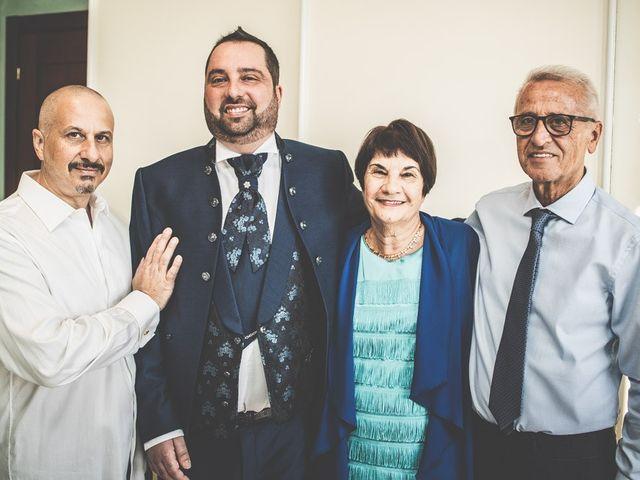 Il matrimonio di Dario e Jennifer a Mazzano, Brescia 77