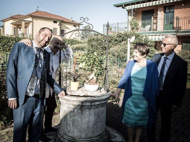 Il matrimonio di Dario e Jennifer a Mazzano, Brescia 82