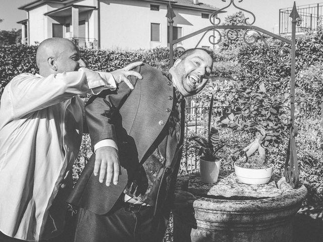 Il matrimonio di Dario e Jennifer a Mazzano, Brescia 90