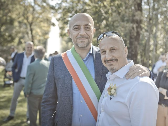 Il matrimonio di Dario e Jennifer a Mazzano, Brescia 98