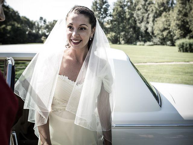 Il matrimonio di Dario e Jennifer a Mazzano, Brescia 100