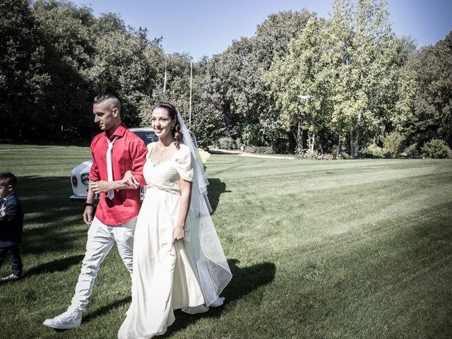 Il matrimonio di Dario e Jennifer a Mazzano, Brescia 101