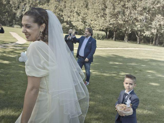 Il matrimonio di Dario e Jennifer a Mazzano, Brescia 102
