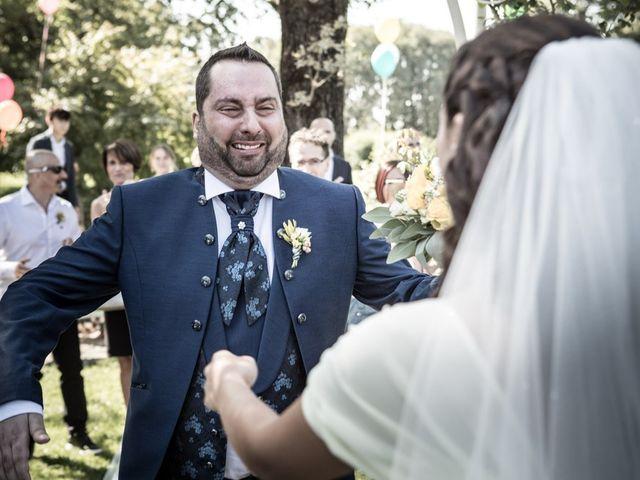 Il matrimonio di Dario e Jennifer a Mazzano, Brescia 103
