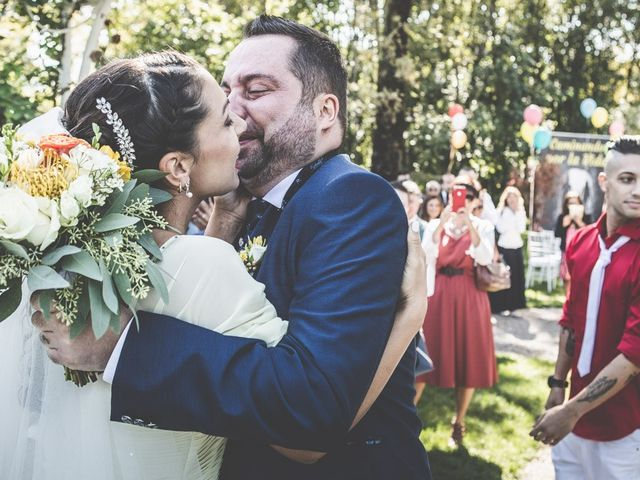 Il matrimonio di Dario e Jennifer a Mazzano, Brescia 105