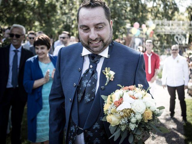 Il matrimonio di Dario e Jennifer a Mazzano, Brescia 107