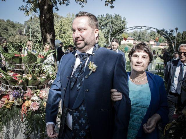 Il matrimonio di Dario e Jennifer a Mazzano, Brescia 109