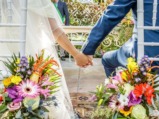 Il matrimonio di Dario e Jennifer a Mazzano, Brescia 116