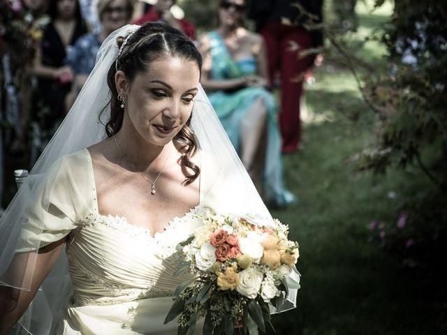 Il matrimonio di Dario e Jennifer a Mazzano, Brescia 120