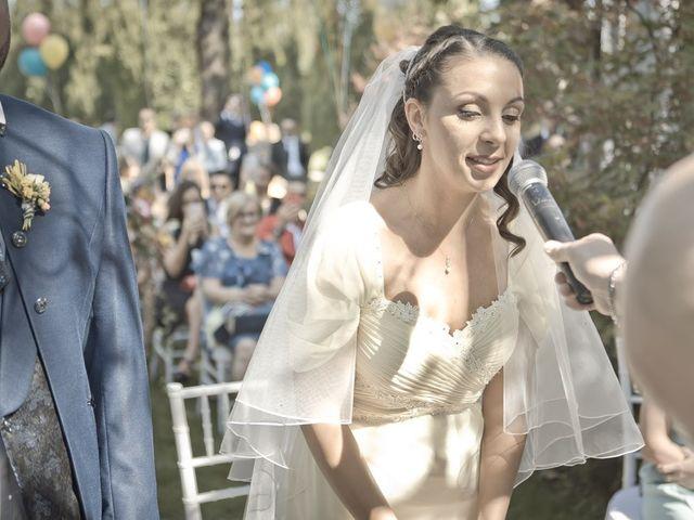 Il matrimonio di Dario e Jennifer a Mazzano, Brescia 122