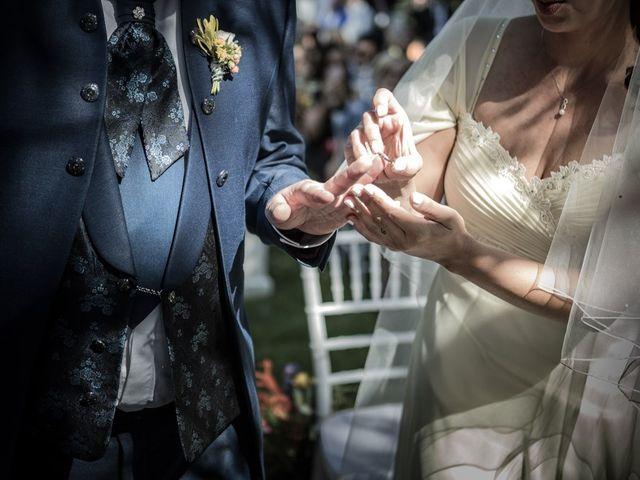 Il matrimonio di Dario e Jennifer a Mazzano, Brescia 123