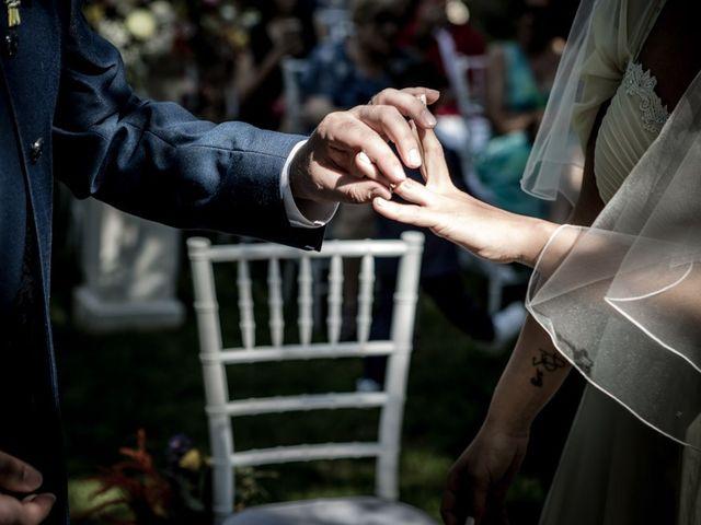 Il matrimonio di Dario e Jennifer a Mazzano, Brescia 124