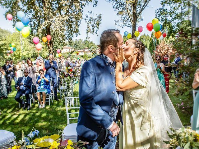 Il matrimonio di Dario e Jennifer a Mazzano, Brescia 125