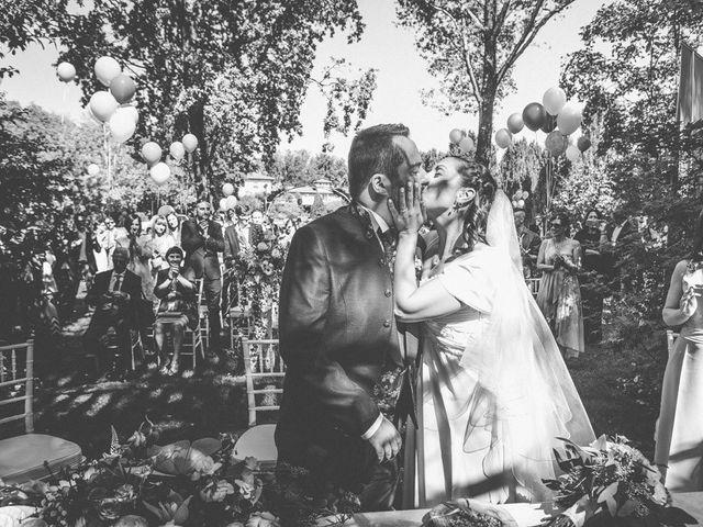 Il matrimonio di Dario e Jennifer a Mazzano, Brescia 126