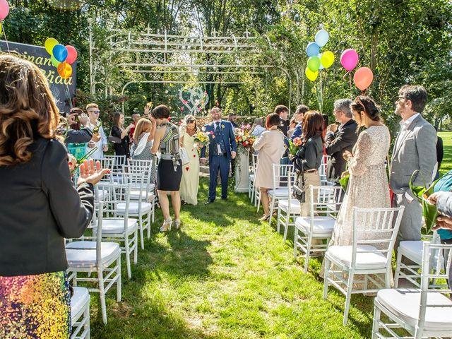 Il matrimonio di Dario e Jennifer a Mazzano, Brescia 130