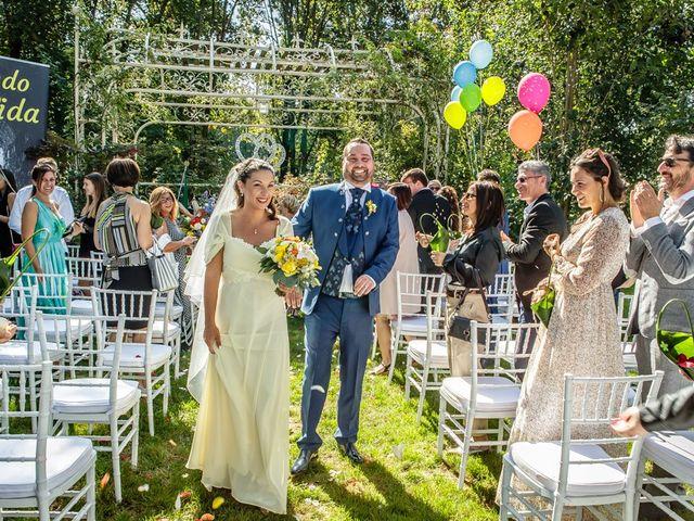 Il matrimonio di Dario e Jennifer a Mazzano, Brescia 131