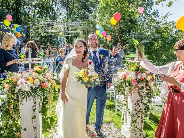 Il matrimonio di Dario e Jennifer a Mazzano, Brescia 132